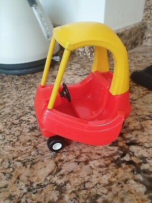 Little Tikes Dolls House Car Coupe • 5.40£