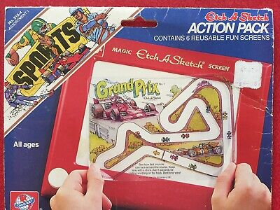 Etch-A-Sketch  Action Pack, Sports • 4.99£