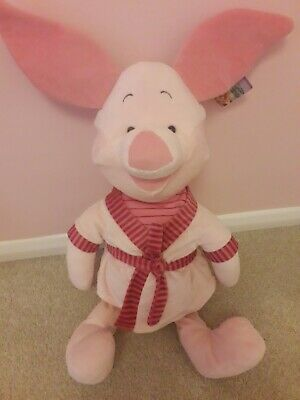 BNWT Disney Store 28inch Piglet From Winnie The Pooh Soft Toy • 4.99£
