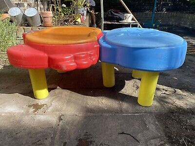 Little Tikes Sand & Water Table • 15£