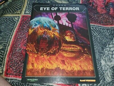 Warhammer 40K 3rd Edition Eye Of Terror Oop • 2.20£
