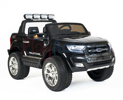 Ride On Ford Ranger Jeep Kids Latest 2018 Wildtrak 4wd Child Remote Control Car • 149.99£