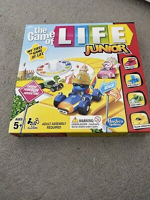 Hasbro Junior The Game Of Life Games • 3£
