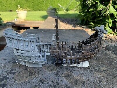Gloomtide Shipwreck - Etheric Vortex Age Of Sigmar Part Painted  • 24.99£