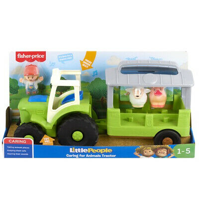 Little People Farm Tractor Play Set • 24.99£