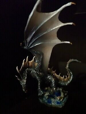 Reaper Miniatures  Ice- Cinder  Dragon Painted Finish.  • 27.50£