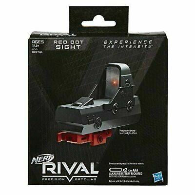 Nerf Rivals Red Dot Sight Target Game Rival Blaster Targeting Scope • 14.99£