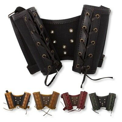 Double Sword Holder / Back Harness Perfect For LARP Costume & Re-enactment • 35.99£