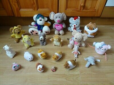 Bundle 20 X Plush MICE & RODENTS Soft Toys 8 Ins High Max - Inc. MICEST MUM EVER • 5.99£