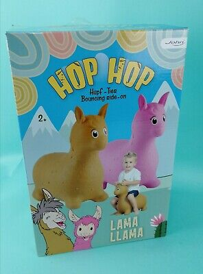 Bouncing Ride-on Llama Kids Inflatable Toy Hopper • 16.99£