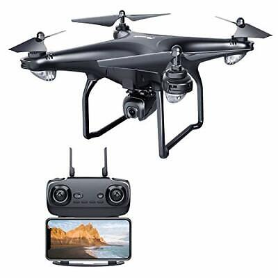 Potensic D58 GPS Drone With Camera, RC DRONE 1080P 5G WiFi FPV Transmission • 213.99£
