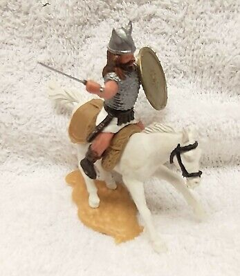 Vintage Timpo Toys Viking Mounted Lot A • 19£