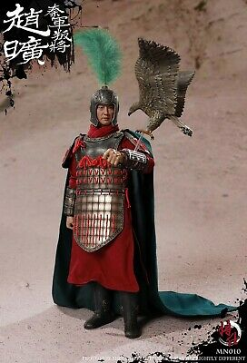 1:6 JSModel Warring States MN010 Qin Army Defecting Zhao Kuang 12'' Figure Toy • 151.99£