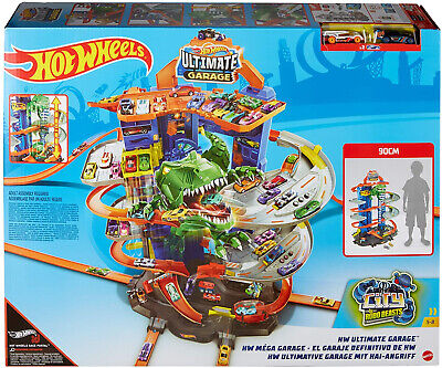 Hot Wheels City Ultimate Garage Play Set • 99.99£