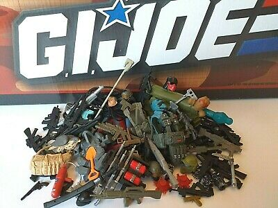 G I Joe Modern Era Weapons And Accessories. Multi Listing. G.I Joe Action Figure • 2.59£