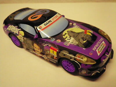 Scalextric Spare Replacement Racing Car - PURPLE 1:32 • 6.99£