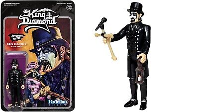 Super 7 King Diamond ReAction Figure - Top Hat  • 29.99£