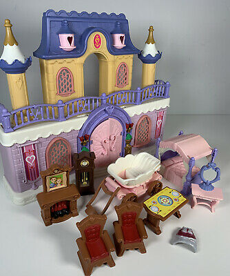 Keenway Adorable Princess Castle With Furniture • 13.99£