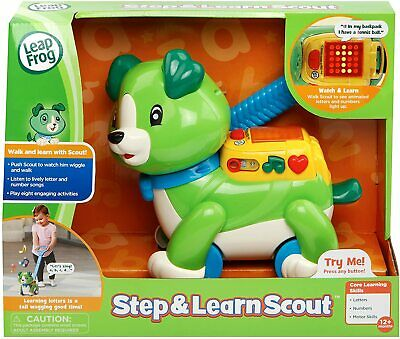 LeapFrog Step & Learn Scout • 19.99£
