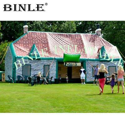 Giant Inflatable Pub With Bar ** 7-15 Days Shipping With DHL • 2,995£