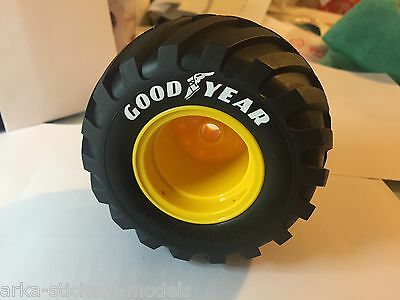 TAMIYA 1/12 LUNCH BOX Stickers For Tyres GOOD YEAR - 58063 58546 Pumpkin Willy • 6.99£