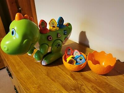 VTech 518703 Learn & Dance Dino Interactive Toy • 2.50£