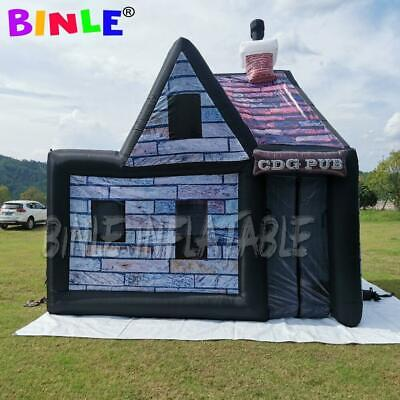 Inflatable, Mobile Pub / Bar / Tent / 7-15 Days DHL Delivery! • 850£