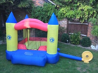 Kids Bouncy Castle With Blower • 47£