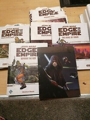 Star Wars Role Play Books • 50£