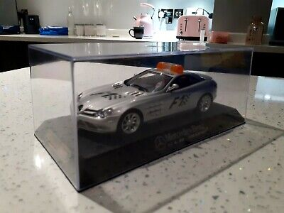 Scalextric  C2756 Mercedes SLR McLaren F1 Safety Car Boxed Flashing Lights • 34.99£