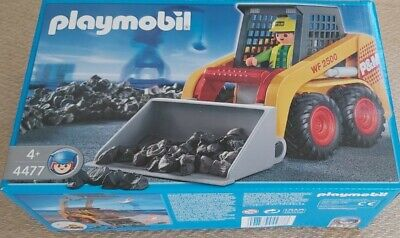PLAYMOBIL Excavator With Rubble • 10£