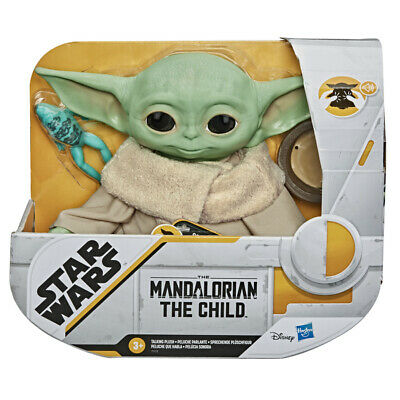 Star Wars The Child Talking Plush Toy • 23.99£