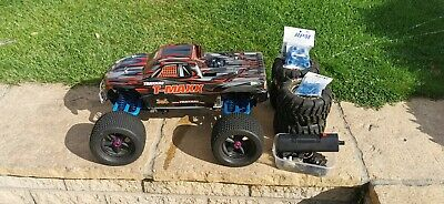Traxxas T Maxx 3.3 Fully Upgraded With Loads Of New Parts • 850£