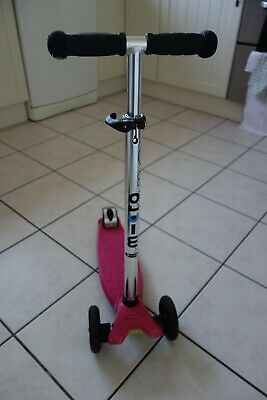 Maxi Micro Scooter Pink - Good Used Condition • 10£