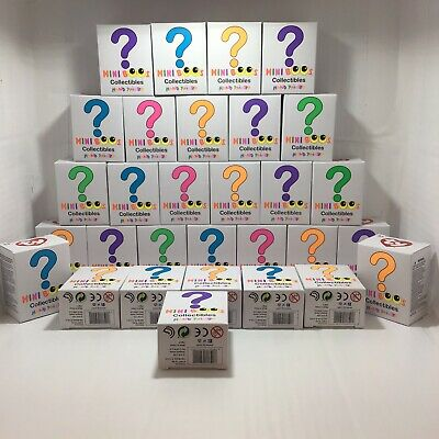 30 X  Ty Mini Boos Collectibles Series 1 Brand New In Bag And Boxes • 1.50£