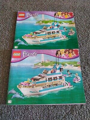 Lego Friends 41015 INSTRUCTION MANUAL ONLY • 2.70£
