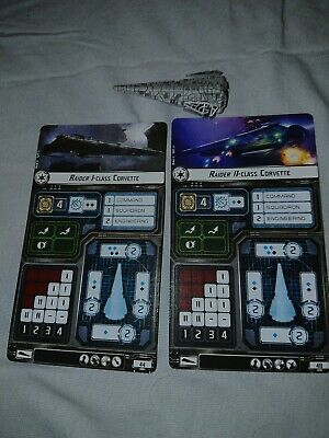 Star Wars Armada Imperial Raider (Miniature Plus 2 Cards Only, See Description)  • 22.50£