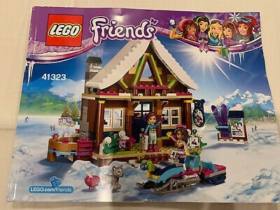 Lego Friends 41323 Instruction Booklet Only - No Lego Included • 0.99£