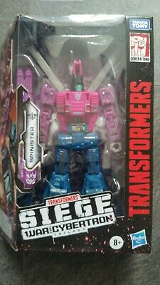 Transformers War For Cybertron Siege Voyager Spinister  • 36.88£