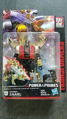 Transformers Generations Power Of The Primes Dinobot Snarl  • 75.88£