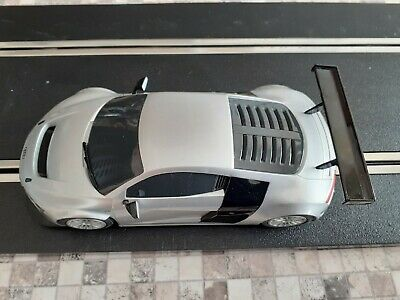 Scalextric Audi R8 LMS GT3 Silver  • 15£