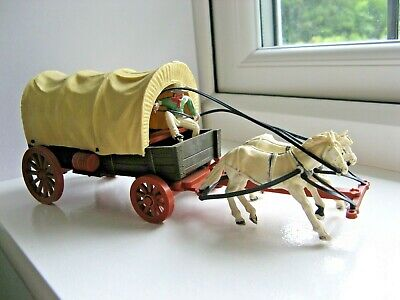 Timpo - First Series Covered Wagon. Aj. • 35£