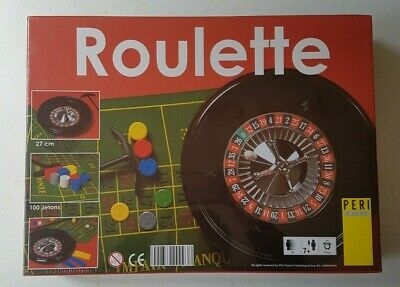 Roulette (made By Peri Spiele) • 11.99£