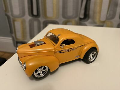 Carrera Evolution '41 Willys Coupe HotRod 'Supercharged' Scalextric • 50£