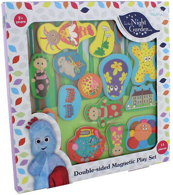 In The Night Garden Magnetic Double Sided Play Set • 12.99£