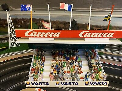 Scalextric Grand Stand And Figures • 14.82£