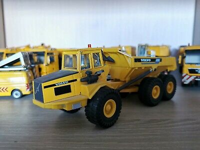 1/50 Lot  Dumper Volvo A25c + Chargeuse Cat 980G • 45.73£