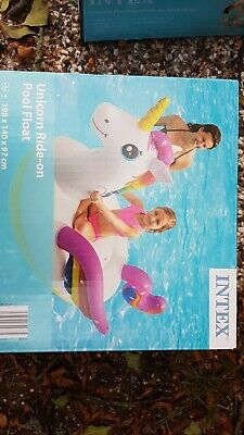 Intex Inflatable Magical Unicorn Island • 17.99£