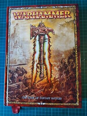 Warhammer Fantasy Rulebook Rule Book 8th Edition Hardback • 10.20£