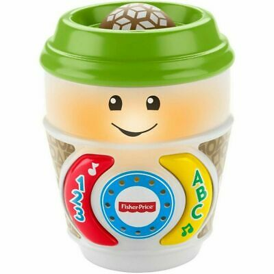 Fisher-Price Laugh & Learn Coffee Cup • 8.94£